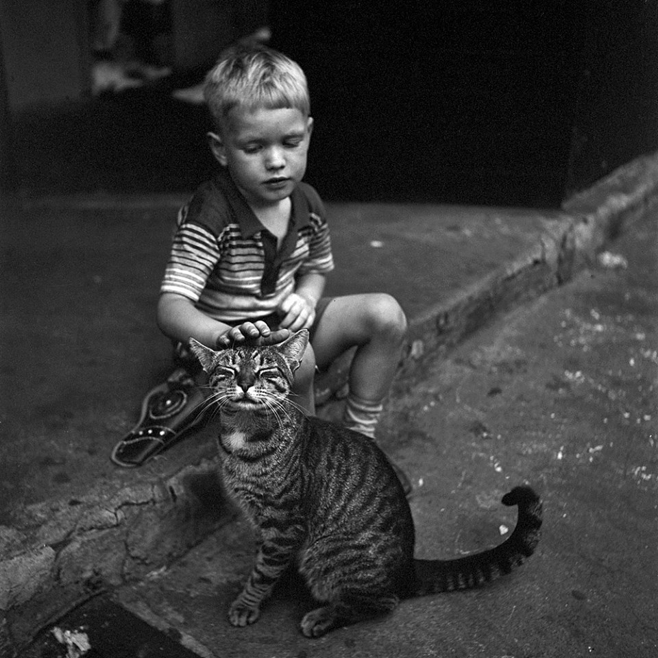 1954 © Vivian Maier/Maloof Collection
